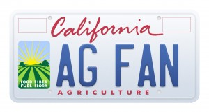 Picture of a Cal Ag Plate