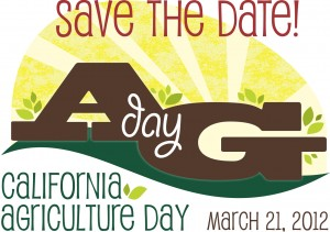 """Ag Day """"Save the Date"""" graphic"""
