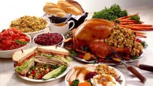 Turkey and stuff
