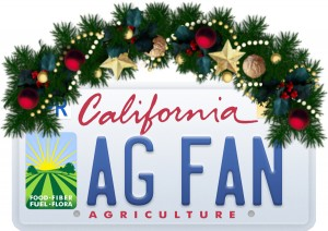 Ag Plate Garland