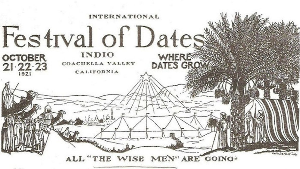Festival of the date