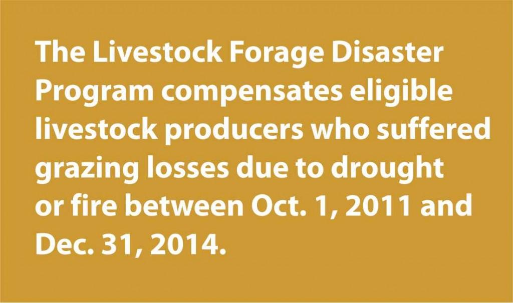Livestock Assistance