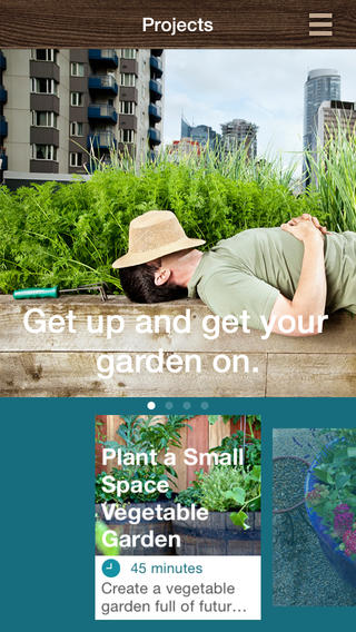 get up and get your garden on
