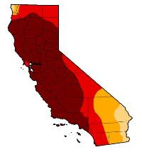 California Drought Monitor