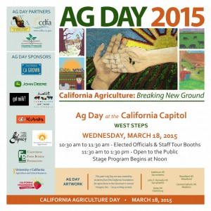 Ag Day 2015 Square Poster
