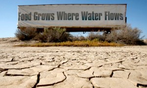 drought happens in California
