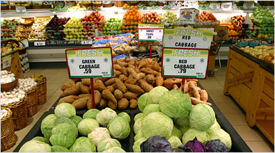 Why food prices are drought resistant – from the Wall Street ...