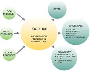 Food-Hub-Diagram