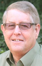 Ted Batkin, president of the Visalia-based Citrus Research Board