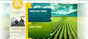 University Ag Extension Office web site