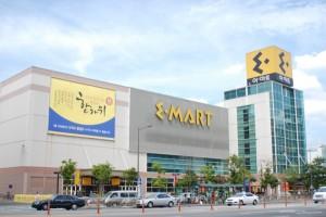 E-mart store in Seoul, South Korea