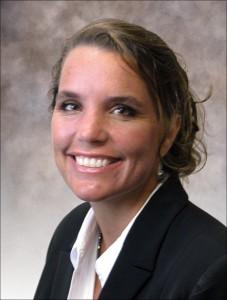 California State Veterinarian Dr. Annette Whiteford Jones, winner of the 2012 Golden Rooster Award