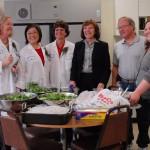 CDFA Chem Lab 2 holiday visit