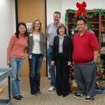 CDFA Inspection Svcs holiday visit