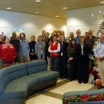 CDFA Plant Lab holiday visit