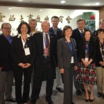 CDFA Secretary Karen Ross poses with meeting attendees