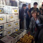 CDFA Secretary Karen Ross searches for California exports