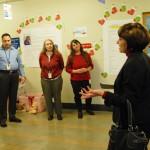 Secretary Ross thanks employees for their charitable spirit