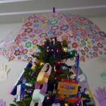 The tree on the third floor at CDFA headquarters