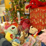 Donations for the Mustard Seed School pile up at CDFA headquarters