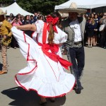 The Charros dance group at Ag Day