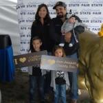 California State Fair displays at Ag Day