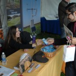 An Ag Day booth