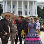 Vaquero in traditional dress