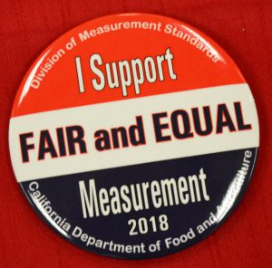 Button: I support FAIR and EQUAL Measurement 2018